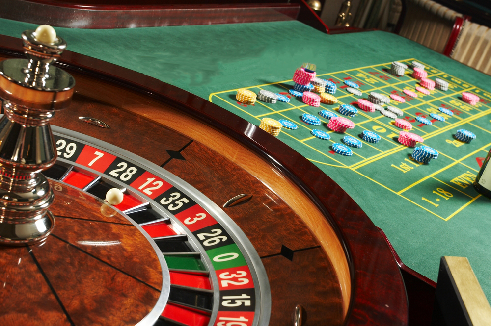 Casinos with european roulette